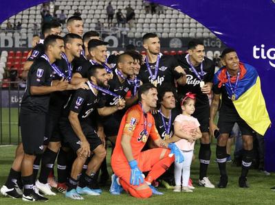 Libertad ganó todos los partidos de la Copa de todos