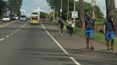 Salud Pública da recomendaciones para los que peregrinarán a Caacupé