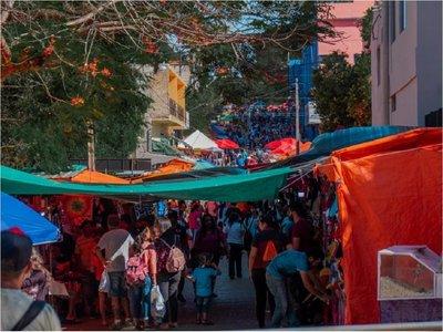 Ventas en Caacupé no superan las expectativas de comerciantes