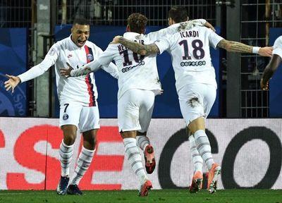 El PSG remonta ante el Montpellier en 7 minutos