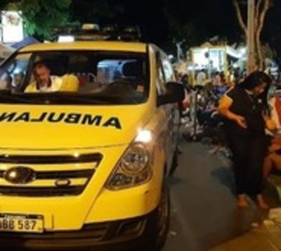 Confirman deceso de una mujer en Caacupé