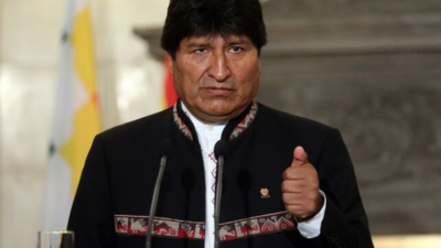 Nombran a Evo Morales como jefe de campaña