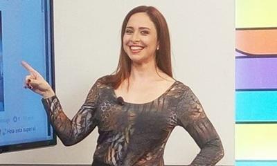 Maga Sosa mostró su nueva figura en redes sociales