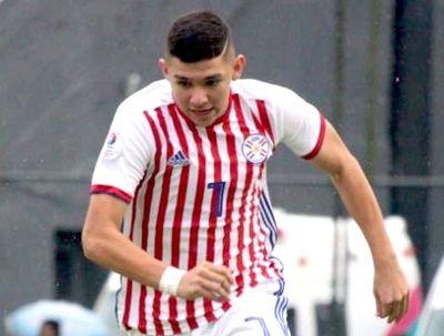 Paraguay quedó tercero en el Suda
