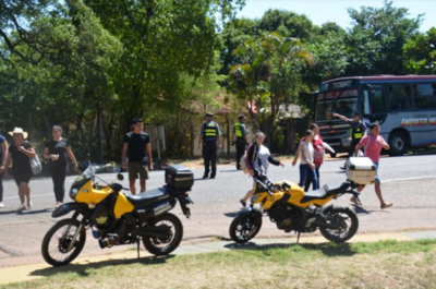 Operativo Caacupé 2019: Demoran a 113 conductores ebrios