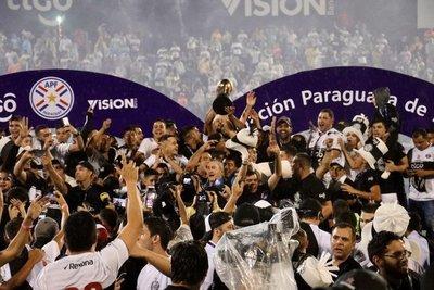 Olimpia se muestra inTETRAtable en el fútbol paraguayo