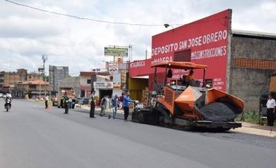 HOY / Recapan principales calles de acceso a San Lorenzo