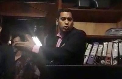 "Ministerio del Interior presentará denuncia contra concejal ""por abuso de poder"""