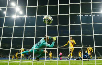 El Barcelona deja sin Champions al Internazionale