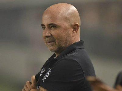 Santos anuncia la salida del técnico Jorge Sampaoli