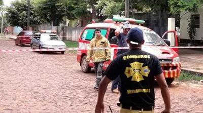 Hombre muere electrocutado en Hernandarias