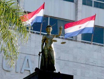 Corte Suprema designa magistrados que prestarán servicio en feria judicial