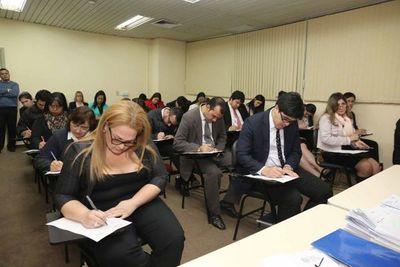 Evaluaciones para cargos en Asunción se realizarán el 16 de diciembre