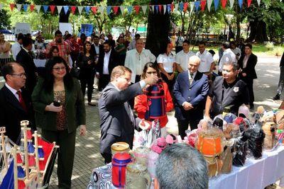 Feria de productos hechos por personas privadas de libertad