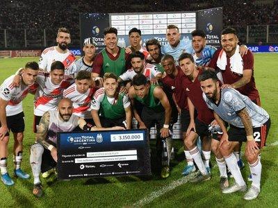 Definen Copa Argentina