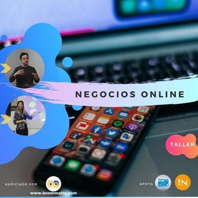 Taller Negocios Online y Marketing Digital con apoyo de Innova News