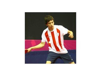 Gavilán gana el torneo de la primera de tenis de mesa