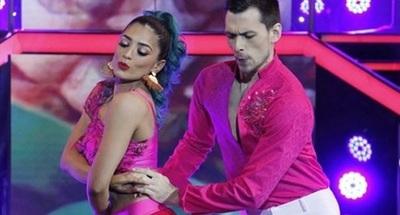 Kassandra Frutos emocionada ante su ingreso a la semifinal del Baila