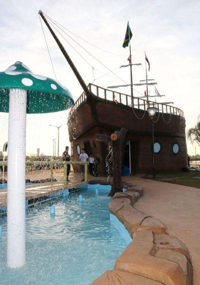Tirolandia Acqua Park, el mejor Parque Acuático de Sudamérica estará en Itapúa