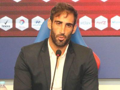 Roberto Nanni está fuera de Cerro Porteño
