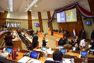 Últimas dos sesiones del año en Diputados: Analizarán Ley Bianquita e intervención de comuna de Lambaré