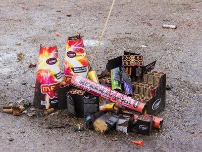 Cualquier artefacto pirotécnico puede causar lesiones, advierten