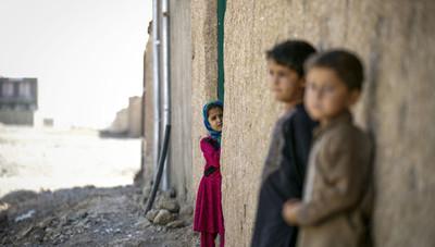 Unicef alerta que cada día nueve niños mueren o son mutilados en Afganistán