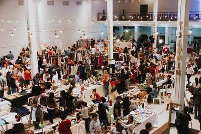 Este sábado más de 600 emprendedores como artistas y artesanos expondrán en el Centro de Convenciones Mariscal