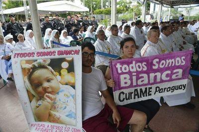 """Diputados sanciona """"Ley Bianquita"""" para ofrecer tratamiento al AME"""