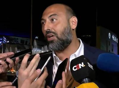 Raúl Zapag confirma que existe un interés de Cerro hacia Francisco Arce