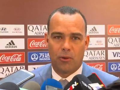 Gareca y Dudamel se refieren a la selección paraguaya