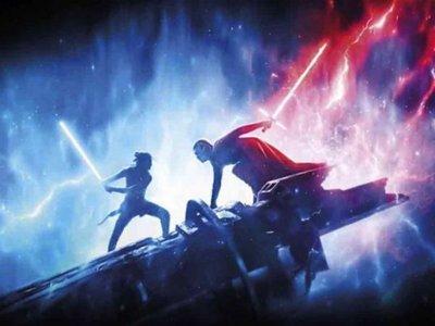 Fanáticos esperan ansiosos el    estreno  del   episodio IX de Star Wars