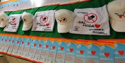 Paraguayos triplicamos consumo de sal recomendado por la OMS