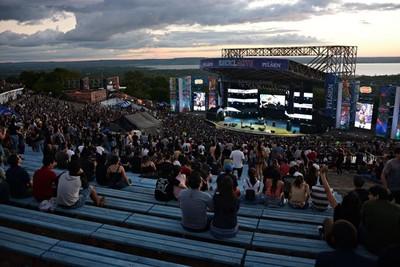 Bandas argentinas acaparan nueva edición del festival Reciclarte
