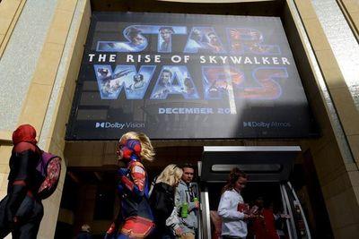 Y 40 años después, Star Wars se despide llena de nostalgia