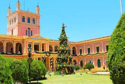 El Palacio se viste de gala navideña