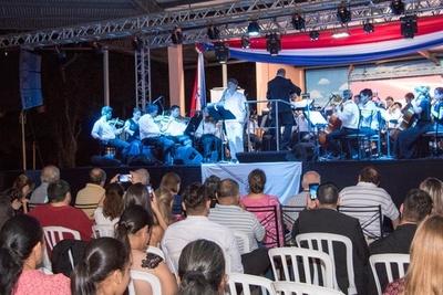 """Este viernes finaliza gira nacional de """"Flores del Paraguay"""" en Areguá"""