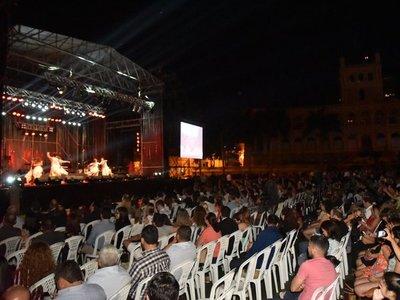 Se realiza concierto de Navidad en Palacio de López