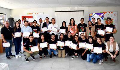 Innovadores proyectos en talleres para formadores