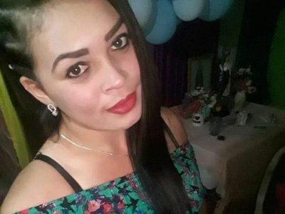 Una joven madre es asesinada de cinco balazos en su propia vivienda