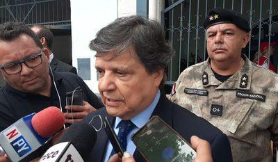 """Caso Felicita: Detención equivocada fue """"un japi"""", reconoció ministro"""