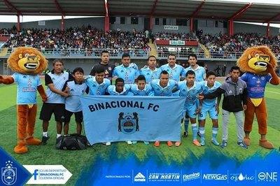 Campeón de Perú se refuerza con un paraguayopara la Libertadores