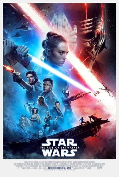 Star Wars: El ascenso de Skywalker (3D y 2D)