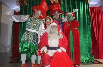 """Presentan """"¿Dónde está Papá Noel?"""""""