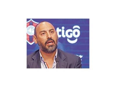 """Zapag: """"Arce es el mejor técnico del fútbol paraguayo"""""""