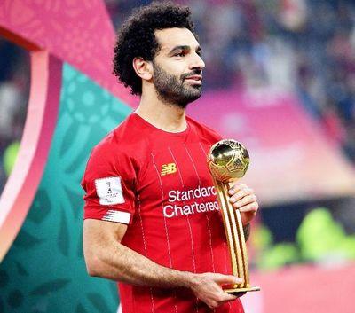 Salah, el mejor jugador