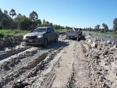 Dramático aislamiento en Alto Paraguay