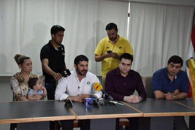 """Intendente de Asunción: """"Si me pasa algo, responsabilizo a Hugo Ramírez"""""""