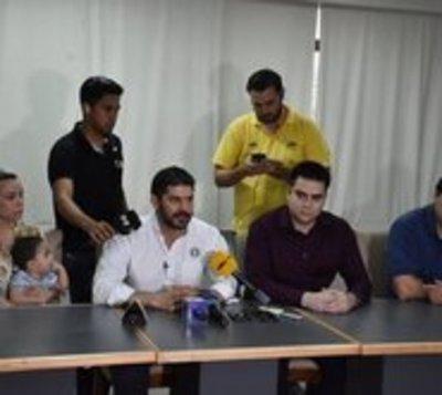 Intendente de Asunción denuncia amenazas