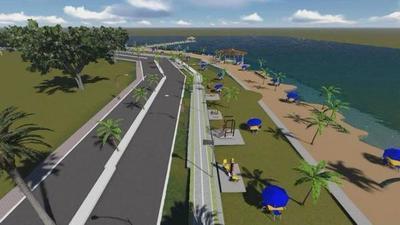 Darán palada inicial a ansiada construcción de costanera en CDE